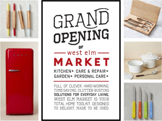 Introducing West Elm Market