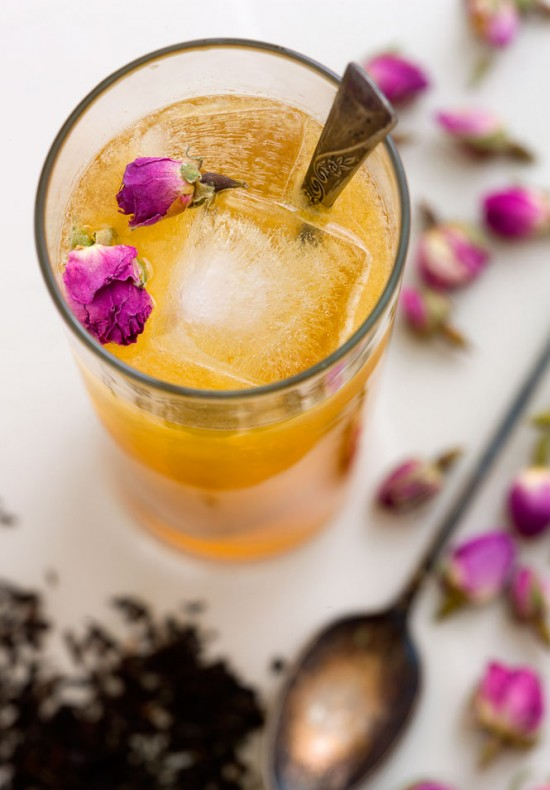 Cocktail Hour: Earl Grey Infused Gin Cocktail