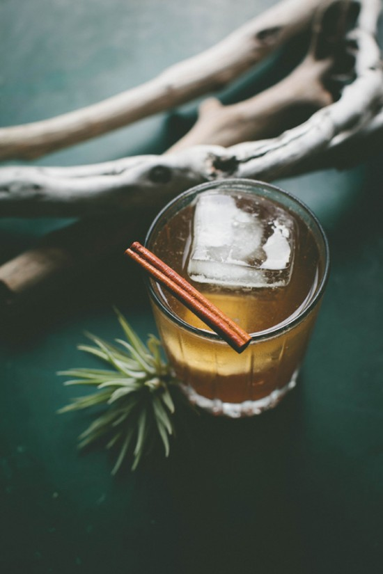 Autumn Punch Fall Cocktail