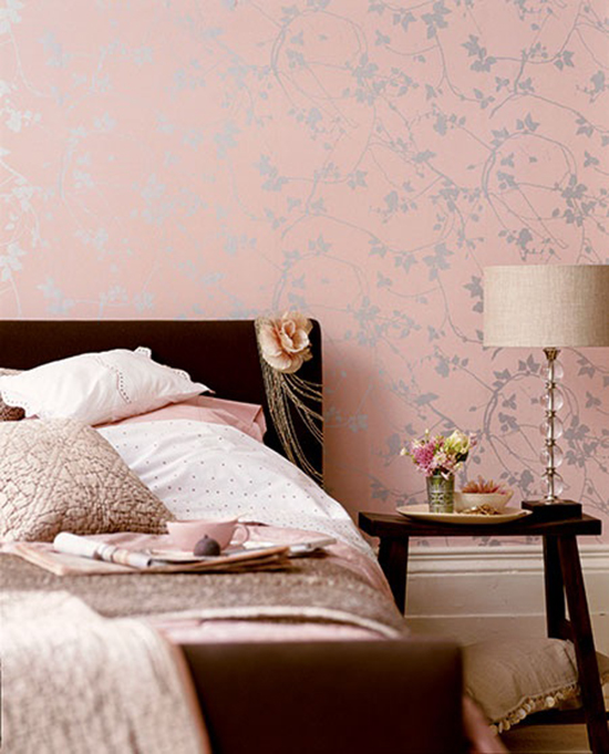 Inspired palette 14 blush gold for Interior design bedroom pink