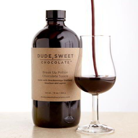 Break-Up Potion by Dude, Sweet Chocolate