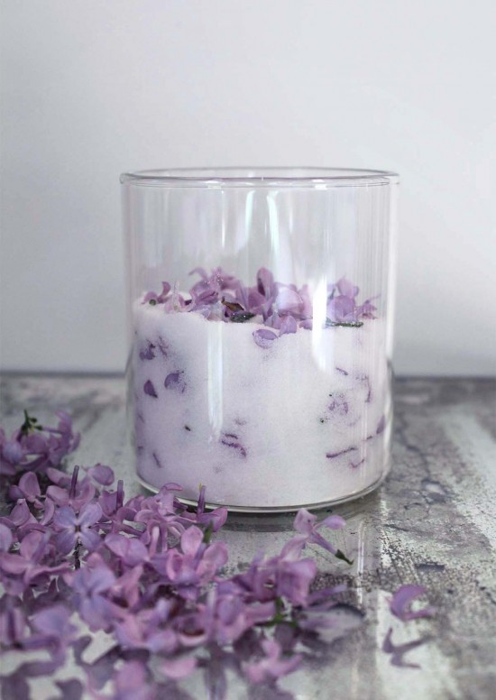 From Scratch - Making Lilac Sugar with Finding Shibusa